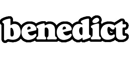 Benedict panda logo