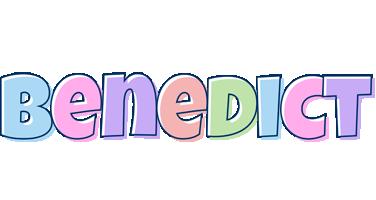 Benedict pastel logo