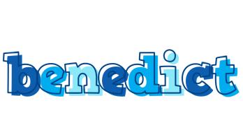 Benedict sailor logo