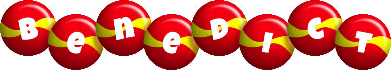 Benedict spain logo