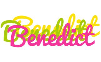 Benedict sweets logo