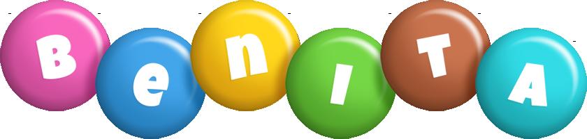 Benita candy logo