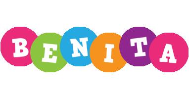 Benita friends logo