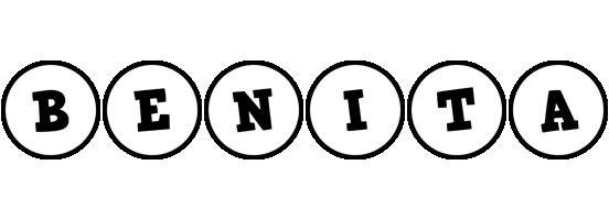 Benita handy logo