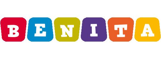 Benita kiddo logo