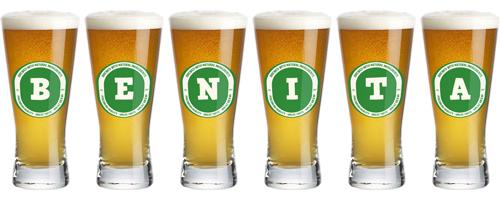 Benita lager logo