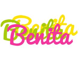 Benita sweets logo