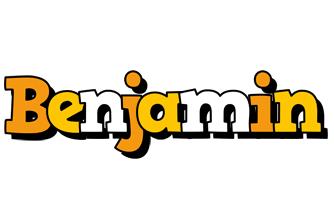 Benjamin cartoon logo