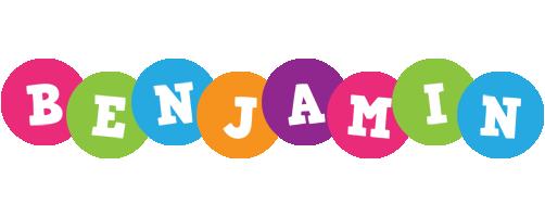 Benjamin friends logo
