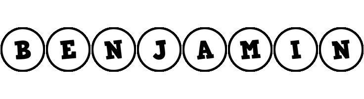 Benjamin handy logo