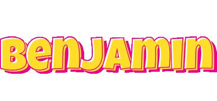 Benjamin kaboom logo