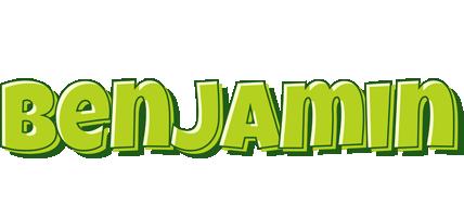 Benjamin summer logo