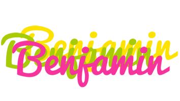 Benjamin sweets logo