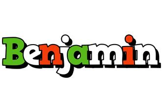 Benjamin venezia logo