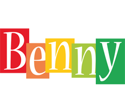 Benny colors logo
