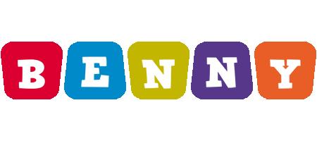 Benny daycare logo