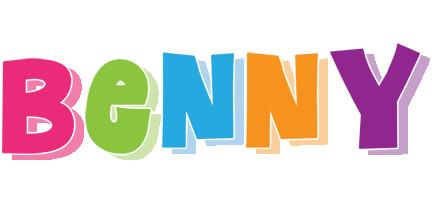 Benny friday logo