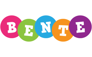Bente friends logo