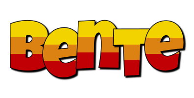 Bente jungle logo