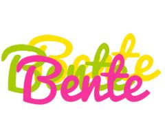 Bente sweets logo