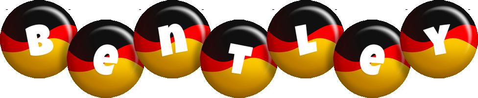 Bentley german logo