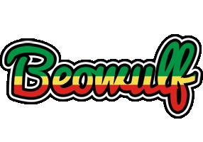 Beowulf african logo