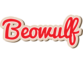 Beowulf chocolate logo