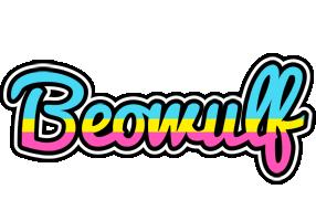 Beowulf circus logo