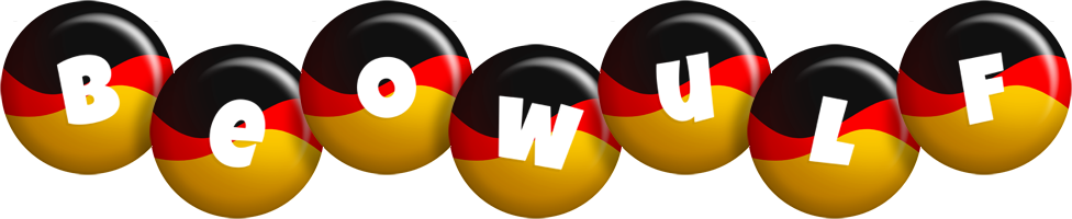 Beowulf german logo