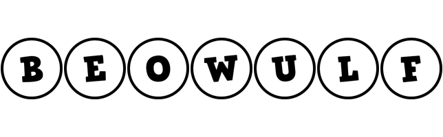 Beowulf handy logo