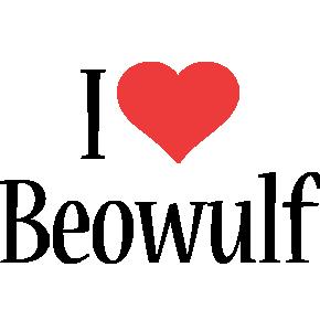 Beowulf i-love logo
