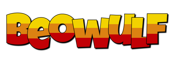 Beowulf jungle logo