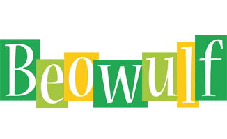 Beowulf lemonade logo