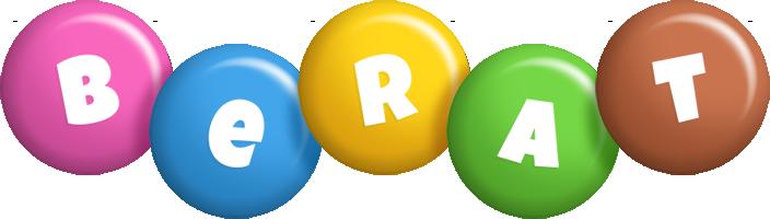 Berat candy logo