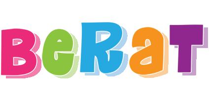 Berat friday logo
