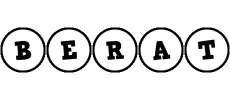 Berat handy logo