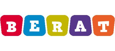 Berat kiddo logo