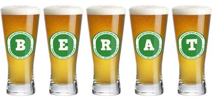 Berat lager logo
