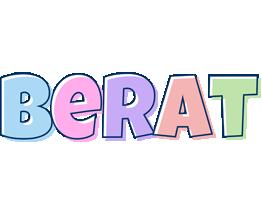 Berat pastel logo
