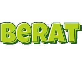 Berat summer logo