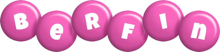 Berfin candy-pink logo