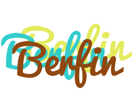 Berfin cupcake logo