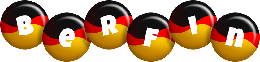 Berfin german logo