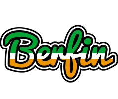Berfin ireland logo