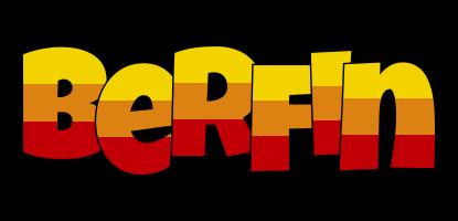 Berfin jungle logo