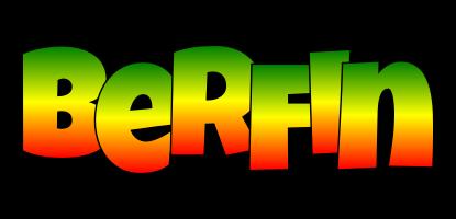 Berfin mango logo