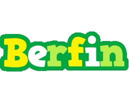 Berfin soccer logo