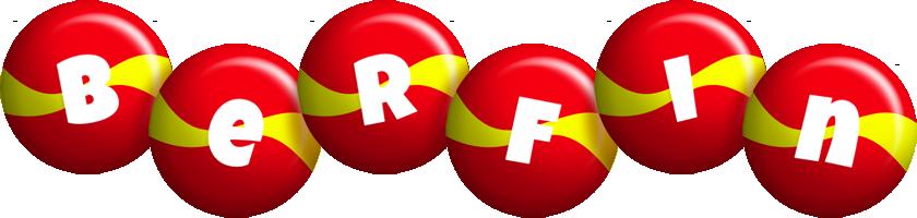 Berfin spain logo