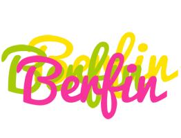 Berfin sweets logo
