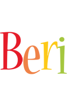 Beri birthday logo